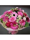 Мелодия цветов - отличный букет на 14 февраля!