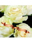 Букет из белых роз (50 см)