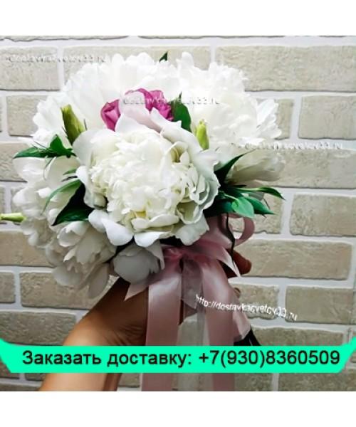 Букет для невесты Нежность